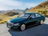 Mercedes Classe E : 1er contact en vidéo