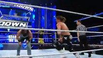 Dean Ambrose,The Usos and Dolph Ziggler VS The Wyatt Family