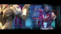 Injustice: Gods Among Us 【PS4】 - ✪ Cyborg Vs Cyborg ✪ | Story Mode & Cinematics HD