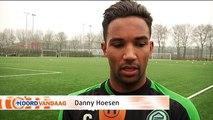 Hoesen: We hebben de punten nodig - RTV Noord