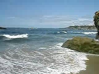 Biarrtiz grande plage (64) France © fluorit