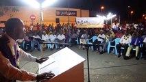 BADROUZAMANE. remercie les nouveaux arrivants d' UMP,, DJAMA,et tous les nouveaux electeurs.