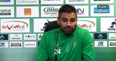 POINT PRESSE (ASSE) : AVANT GUINGAMP - ST ETIENNE
