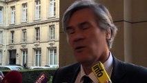 Stéphane Le Foll rend compte de ses échanges avec ses homologues européens, en prévision du Conseil agriculture du 14 mars