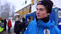 Norwegian teens play refugees for a day