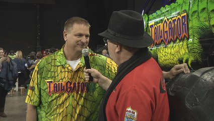 Pit Party Interview - Doug Noelke driver of Tailgator