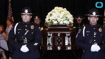 Nancy Reagan To Be Buried Next To Husband Ronald Reagan