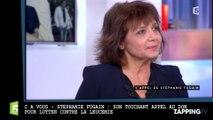 C à Vous – Stéphanie Fugain: Son touchant appel au don pour lutter contre la leucémie (vidéo)