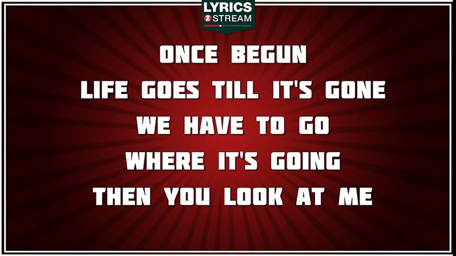 Then you look at me lyrics by celine dion
