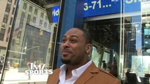 NFL Star Raheem Brock -- Guys Wont Go In the Shower If They Know a Gay Guys In There