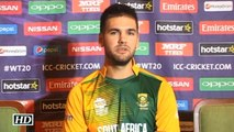 T20 WC Rilee Rossouw Ready To Take On Any Team