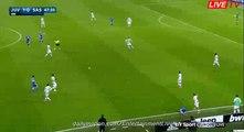 Juventus TIKA TAKA PASS - Juventus 1-0 Sassuolo Serie A