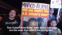 Immigrants On Rubio's Anti-Immigrant Policies