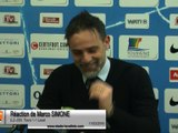 (J29) Tours 1-1 Laval, réaction de M.Simone