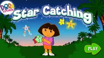 Dora the Explorer Super Star Catching game baby games jeux de filles Jl0cYgpşs