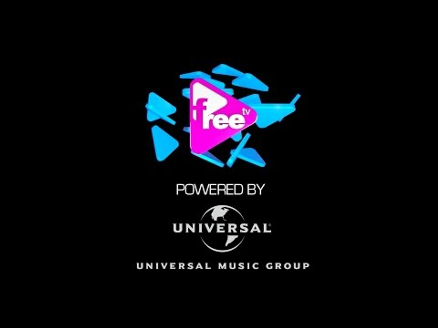 Free TV Promo - Powered By Universal Music Group 2016