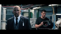 Fantastic Four _ American Ninja Warrior Sneak Preview [HD] _ 20th Century FOX