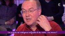 """Alain Damasio : """"Le projet social, c'est de remplacer les infirmières par des robots"""" - Ce soir (ou jamais !) - 11/03/16"""