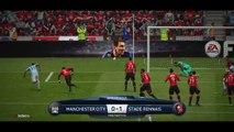 City-Rennes 0-1