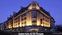 Hotels in Paris Sofitel Paris Arc De Triomphe France