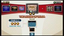 NES Remix Lets Play 5 - Donkey Kong, Super Mario Bros, Legend Of Zelda, Excitebike