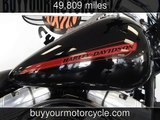 2007 HARLEY DAVIDSON SOFTAIL STANDARD  Used Motorcycles - Arlington,Texas - 2014-08-08