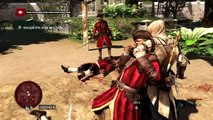 Assassins Creed 4 Connor Kenway Outfit, Dual Cleavers & Cannon Barrel Pistols