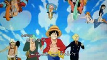 MAD One Piece Opening 18 We Can Sing A Song V.2