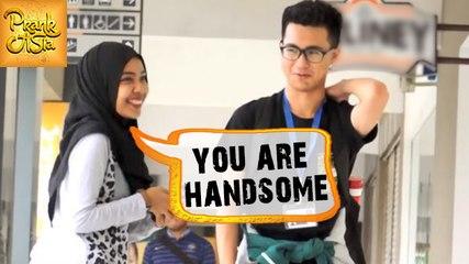 You Are Handsome | Social Experiment | Prank Asia