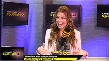Interview with Jadyn Douglas from NBCs new Comedy Telenovela #Telenovela