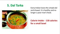 Top 15 Low Calorie Indian Foods For Weight Loss - - video