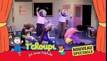 TCHOUPI fait danser l'alphabet - Bande annonce  Dessins Animés T'choupi