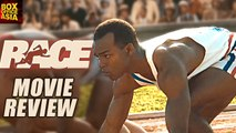 Race Full Movie REVIEW | Jason Sudeikis, Stephan James | Box Office Asia