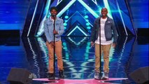 The CraigLewis Band - Its A Mans Mans Mans World - Americas Got Talent - June 2, 2015