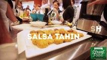 Faber Street Food Academy - Tutorial Falafel, tahini, hummus e baba ghanoush