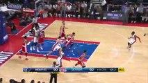 Matt Barnes Half Court Game Winner (Memphis Grizzlies vs. Detroit Pistons) GAME WINNER !!!