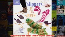 Download PDF  Slippers by the Dozen Annies Attic Crochet FULL FREE