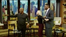 Mike Tyson Interview | Mike Tyson live with Kelly & Michael Jamie Fox to play Mike Tyson life story  Historical Boxing Matches