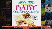 Download PDF  Everything Crafts Baby Scrapbooking Everything Hobbies  Games FULL FREE