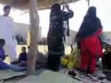 رقص دهاتی بلوچستان -