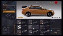GT6 DRIFT BUILD | BMW M3 Chrome Line Drift Build And Setup | Gran Turismo 6 Drifting