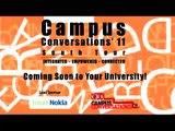Campus Conversations  Preston University  Comments Halia Khan Speaker