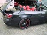 2008 BMW 335 Twin Turbo Convertible BigIrv305 Swirve Productions