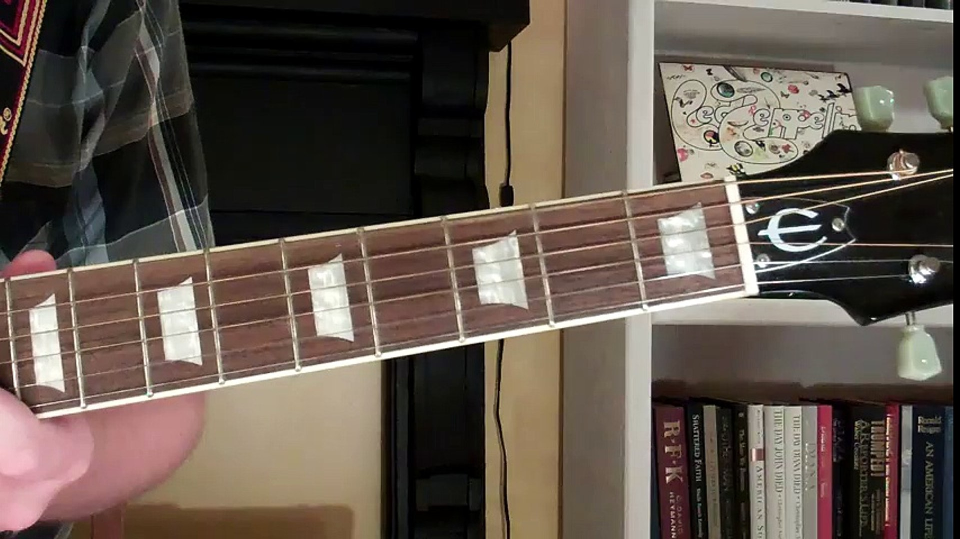 Watch - Learn How To Play Lead Guitar - Lead Guitar Lesson #1