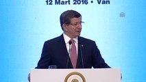 """Davutoğlu: """"Yeni Silopi, Yeni Sur, Yeni Cizre Eskisinden Daha Güzel Olacak"""""""