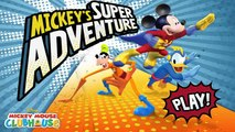 Mickey Mouse Clubhouse - Mickeys Super Adventure!