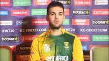 T20 WC: Rilee Rossouw Ready To Take On Any Team
