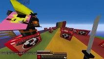 DEADPOOL ŞANS BLOKLARI! ÖLÜMSÜZ OLDUM? - Minecraft SÜPER KAHRAMAN ŞANS BLOKLARI YARIŞI! (Trend Videos)