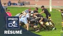 PRO D2 - Résumé Albi-Bourgoin: 17-41 - J22 - Saison 2015/2016