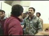 Multan - Rana Mahmood-ul-Hassan Aur Molvi Sultan Alam (PML-N) ke Logon ne  Beuro Chief Shahid Rana Ke Bhai Ki Tangain Kat Dain